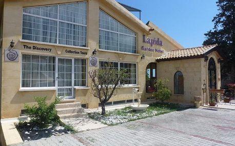 Kypr - Severní Kypr na 8 dní, snídaně s dopravou letecky z Prahy