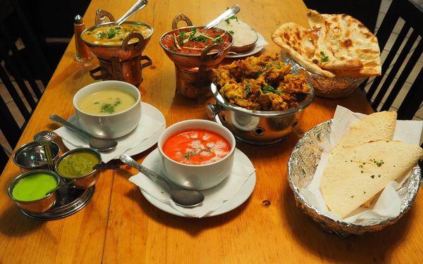 Sestavte si 3chodové nepálské menu, které vám uvaří nepálští šéfkuchaři3