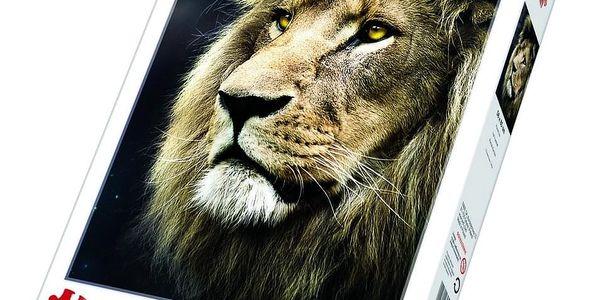 Puzzle Trefl 26139 Lev 1500 dílků2