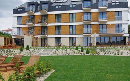 Polsko: Hotel Uniejów