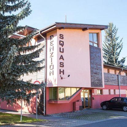 Vysoké Tatry: Penzion Squash