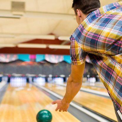 Vykutálená zábava: bowling až pro 8 osob