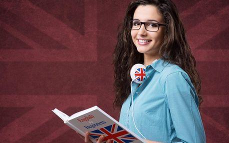 Kurz anglického jazyka pro mírně pokročilé