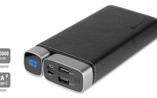 Powerbank 4smarts VoltHub, 20000 mAh černá (MP468603)4