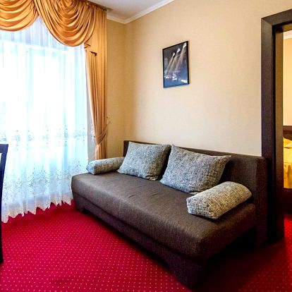 Pobyt v centre Liptova v Hoteli EUROPA***