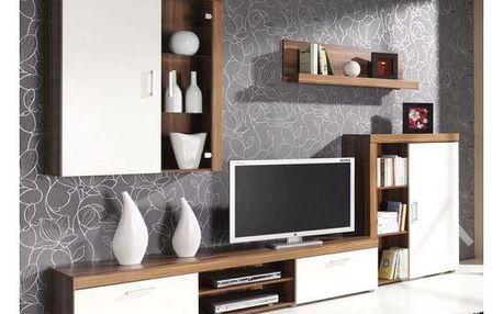 Obývací stěna STRAKOŠ S-01 crem