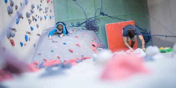 Individuální lekce lezení na stěně pro děti, Praha, 1 osoba, 1 hodina4