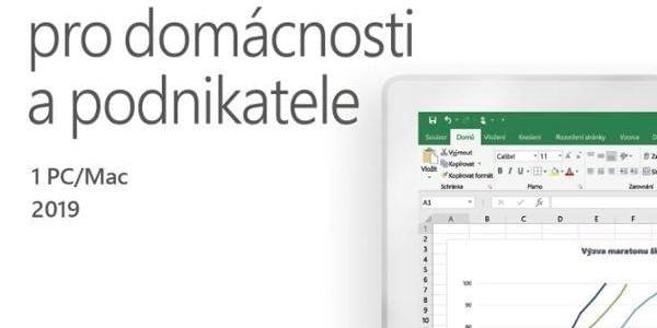 Software Microsoft Office 2019 pro domácnosti a podnikatele CZ (T5D-03195)2