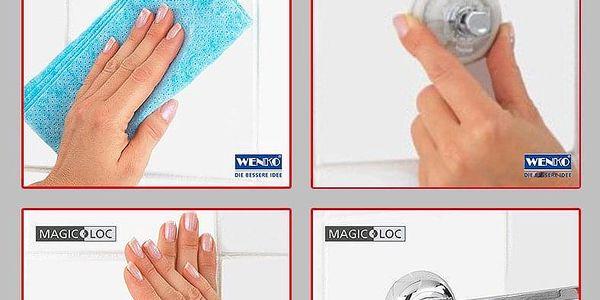 Držák Magic-Loc na papírové ručníky, kuchyňské role, WENKO3