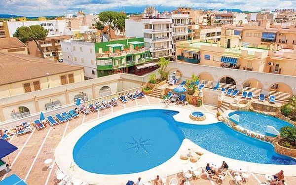 Španělsko, Mallorca, letecky na 6 dní snídaně2