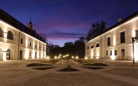 Jedinečný VALENTÝN na zámečku Château Appony **** na Slovensku