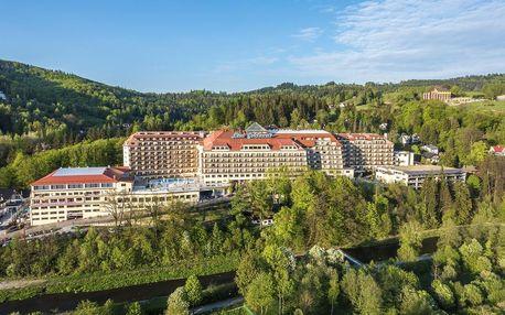 Polsko - Visla: Hotel Gołębiewski Wisła