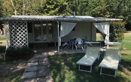 Itálie - Lazio: Camping Smeraldo