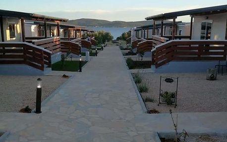 Chorvatsko - Severní Dalmácie: Kamp Maslina