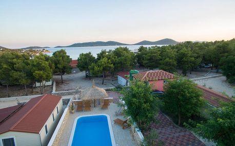Chorvatsko - Severní Dalmácie: Camp Lana