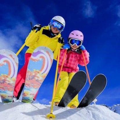 Dolomity na 4 - 8 dní blízko ski areálu