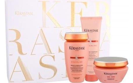 Kérastase Discipline dárková kazeta pro ženy šampon 250 ml + maska na vlasy 200 ml + termoochranné mléko 150 ml