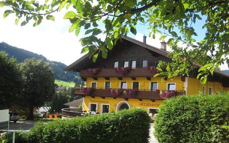Rakousko, Tyrolsko: Familienhotel Heisenhof