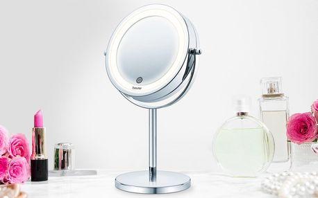 Posviťte si na líčení: zrcátko s LED osvětlením
