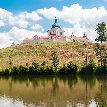 Hotel Vysočina*** v Chotěboři s polopenzí a platností až do konce září