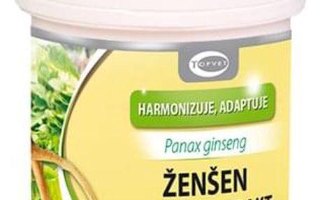 Topvet Bylinný extrakt Ženšen, 60 tobolek