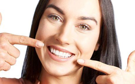 Až 88% sleva na bělení zubů bez peroxidu v Esthetic For You