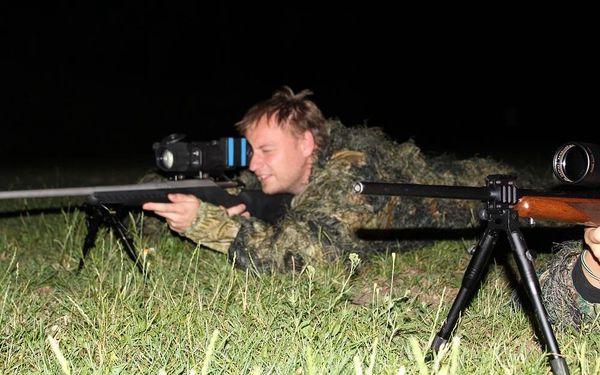 Basic - 5 zbraní, 2 hodiny, počet osob: 1 osoba, Jelen (Středočeský kraj)3