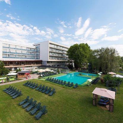 Západní Slovensko: Danubius Spa Hotel Grand Splendid