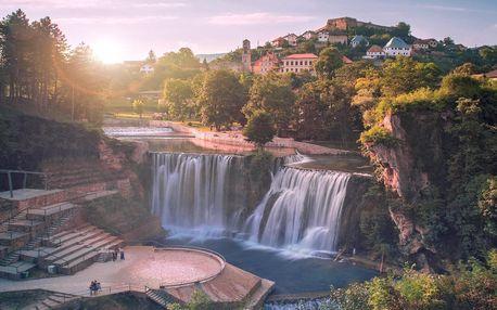 Bosna a Hercegovina: pyramidy a 2 noci se snídaní