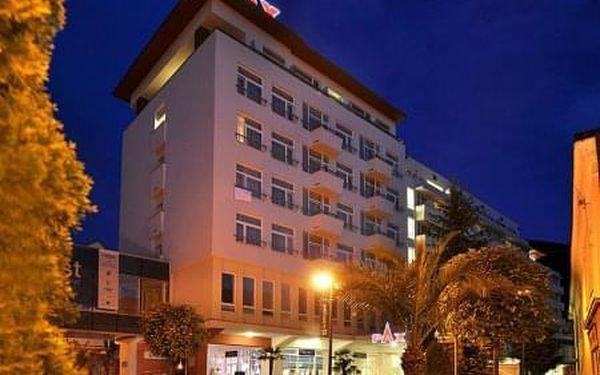 2 noci / 3 dny pro 2 osoby s polopenzí v hotelu PAX pokoj Comfort (mimo sezóna: 22.3. - 2.5. A 25.10. - 19.12.)2