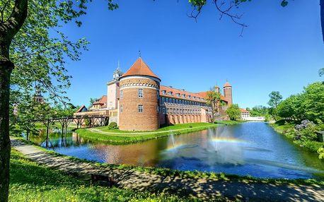 Pobyt na polském zámku: Hotel Krasicki