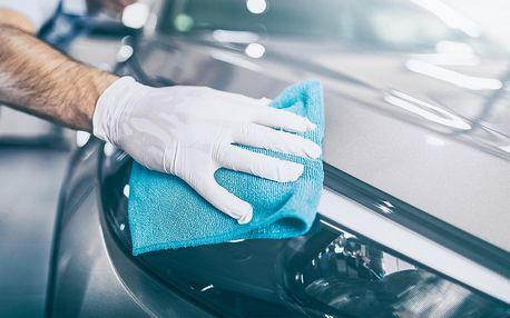 Kvalitně a pečlivě: ruční mytí vašeho vozu