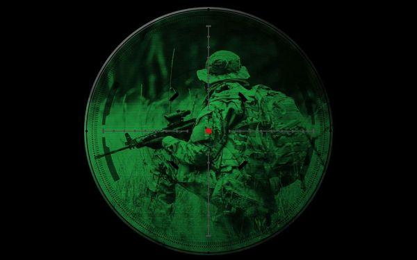 Sniper – Venkovní úniková hra