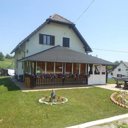 Chorvatsko - Plitvická jezera: House Ivan
