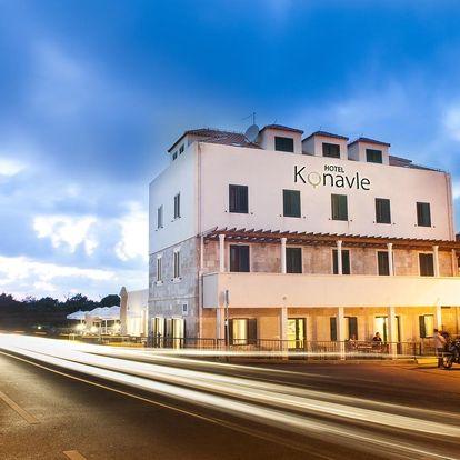 Chorvatsko - Dubrovnik: Hotel Konavle