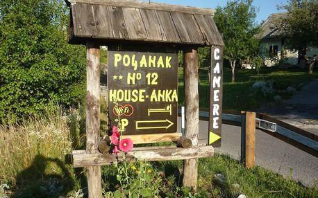 Chorvatsko - Plitvická jezera: Guesthouse Anka