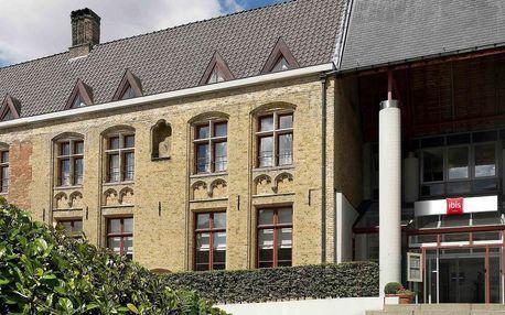 Belgie - Bruggy: Ibis Brugge Centrum