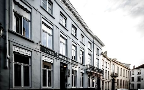 Belgie - Bruggy: Hotel Cordoeanier