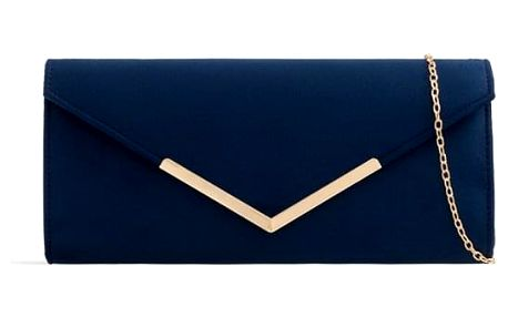 Dámské námořnicky modré psaníčko Sissi 2435