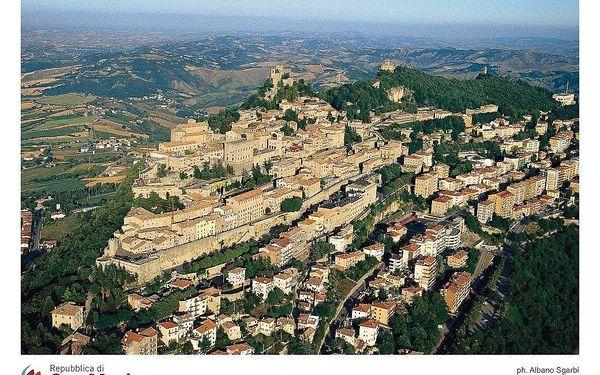 San Marino s pobytem na pláži3