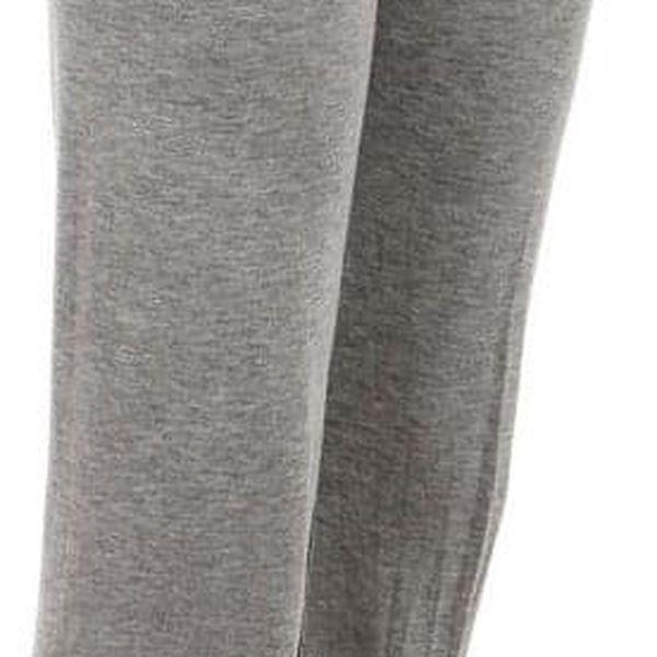 Dámské volné kalhoty lososová4