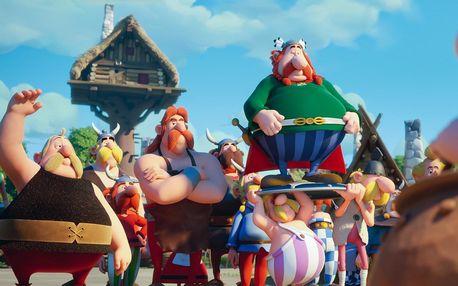 Asterix a tajemství kouzelného lektvaru: 2 lístky