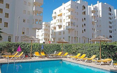 Portugalsko - Algarve na 9 dní, all inclusive s dopravou letecky z Prahy, 50 m od pláže