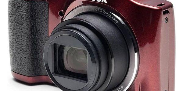 Digitální fotoaparát Kodak Friendly Zoom FZ152 červený3