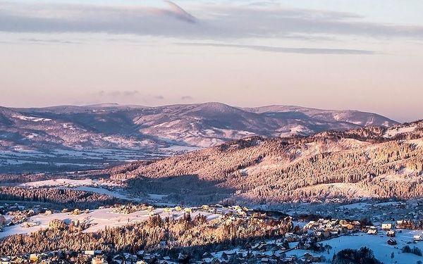 Na túry, kola i lyže: pobyt v horách na polské straně Slezských Beskyd2