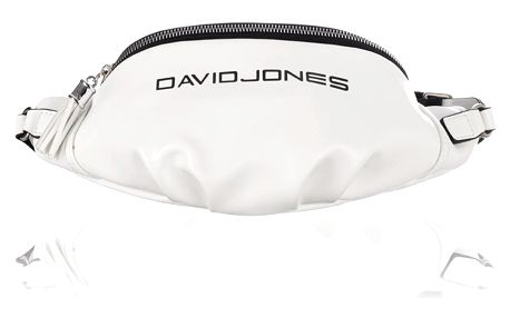 David Jones Unisex ledvinka ekokůže do pasu a přes rameno