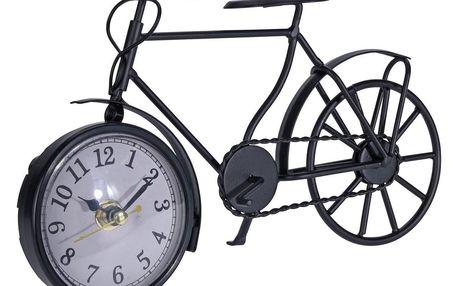 Koopman Stolní hodiny Bicycle, 23 cm