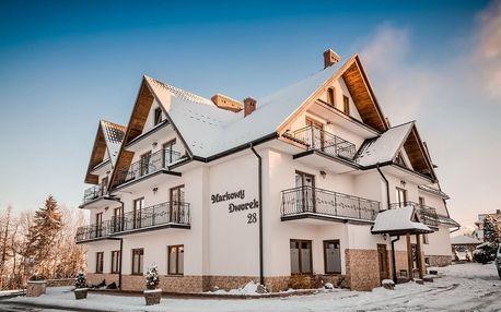 Polsko: Hotel Markowy Dworek