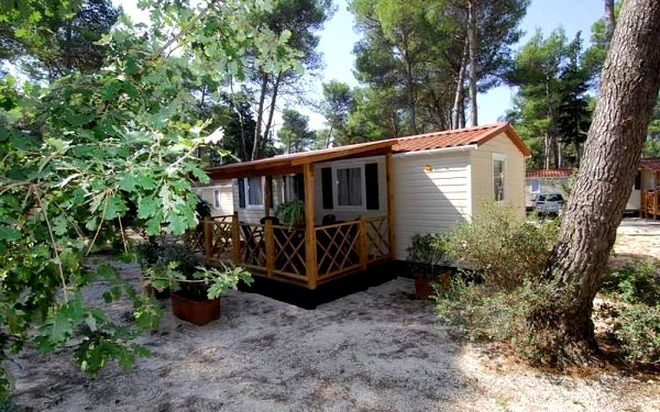 Zaton Holiday Resort - mobilní domky, Severní Dalmácie, autobusem, bez stravy2