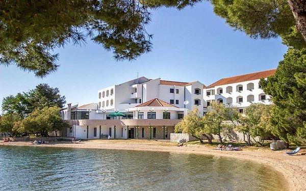 Rivijera Hotel Miran, Severní Dalmácie, autobusem, polopenze2